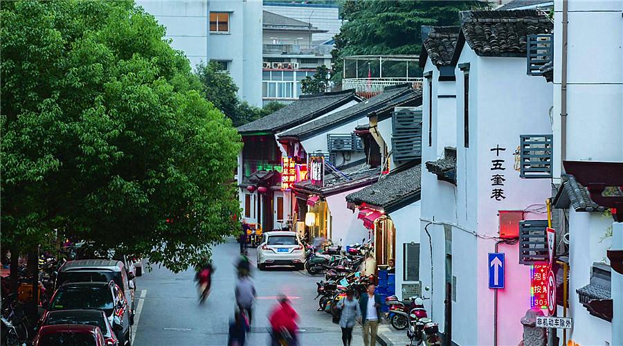 牛人 杭州 在城市的中心,居然还有一群人过着世外的桃源般的生活! 牛人 杭州 涨姿势 生活