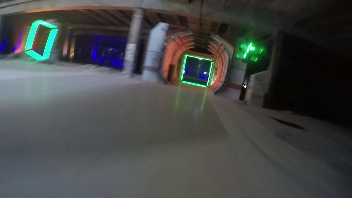 GenerationZ ZoominTV 美国炫酷无人机比赛!