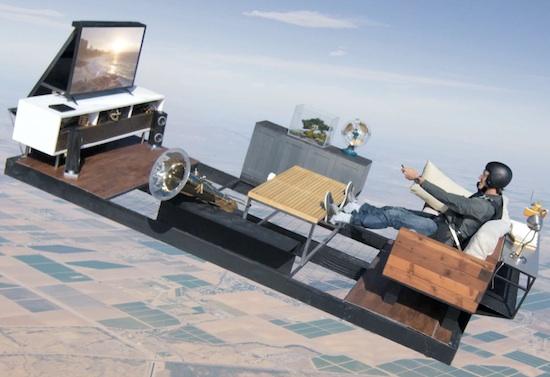 广告 Nvidia 游戏主机 Shield 广告 三千米高空自由落体照样畅玩 微博@爷爱怀旧 广告