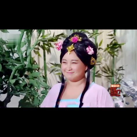 贾玲最新小品《唐朝美人》的完整版,全程太搞笑了