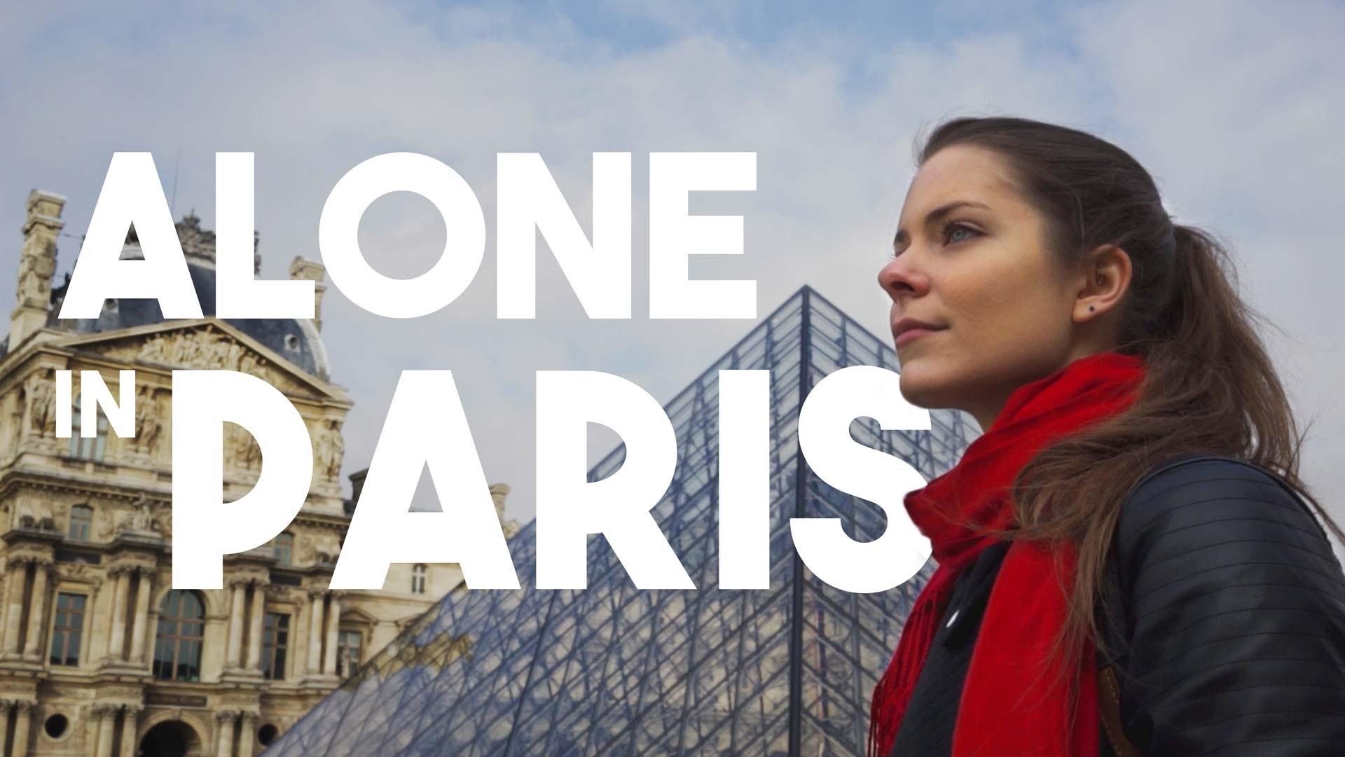 """爷爱怀旧 这座城市被你承包了 创意特效短片""""独逛巴黎"""" 微博@爷爱怀旧 爷爱怀旧"""