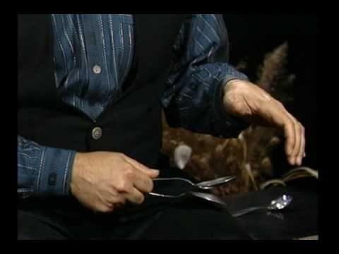 特殊乐器 特殊乐器 【入门班 - 如何使用Spoon 勺子打击】David Holt