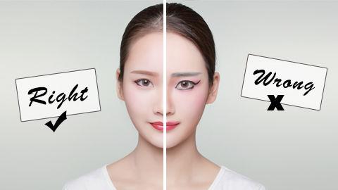 化妆容易走入的各种误区,会影响我们帅哥脱掉美女衣服变美的效果哟,今天我就