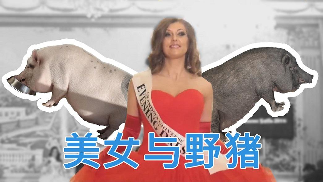 有趣的短视频 ZoominTV 有趣的短视频 俄罗斯美女养一只迷你猪,结果1年后迷你猪长到60公斤,尊是吓死宝宝了。美女都哭了,可是没多久,她竟然买了第二只... ZoominTV