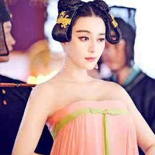 《武媚娘传奇》穿帮镜头一箩筐麦兜帮韦贵妃找耳环?节目要该名称