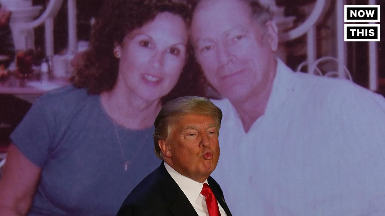 丈夫给川普投票 结婚22年妻子决定离婚