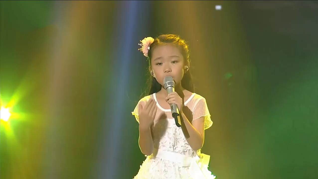 刘润潼空灵的声音演唱《橄榄树