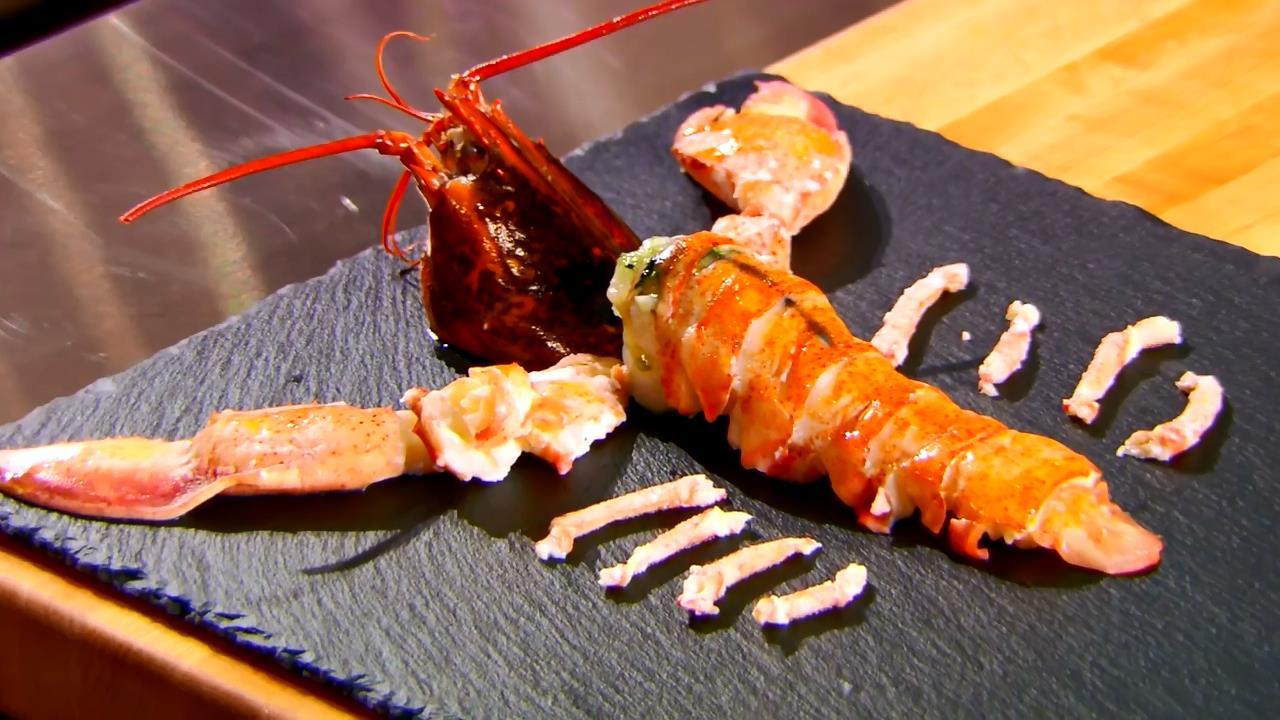 爷爱怀旧 YouTube每日视频精选 看名厨戈登拉姆齐是怎样处理龙虾的