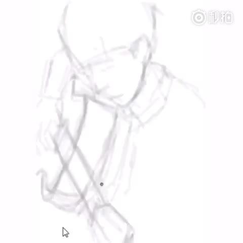简笔画 手绘 线稿 480_480