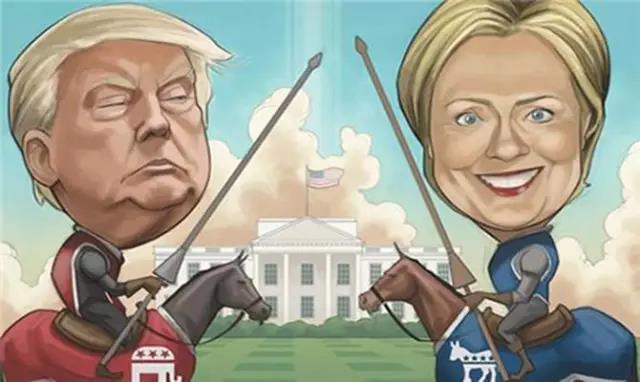 三分钟看完美国大选辩论精华