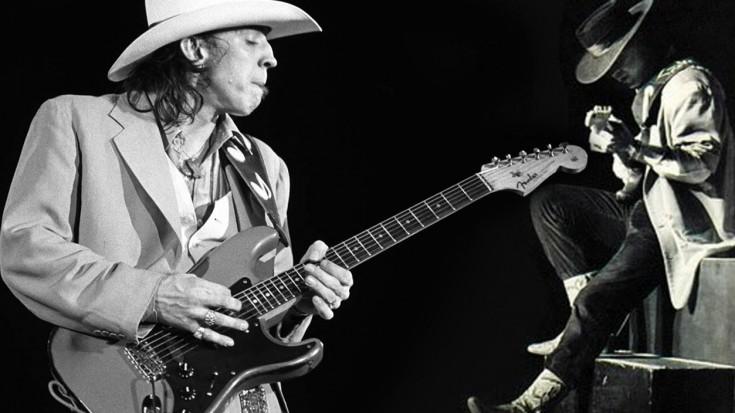 80年代美国布鲁斯严重低迷,黄金芝加哥派的创建者们随着Muddy Waters 的离世渐渐退隐江湖,直到Stevie Ray Vaughan出现,彻底颠覆了整个布鲁斯的冰河时期,用最火热的德州热情给布鲁斯界狠狠的浇了一把通天大火!
