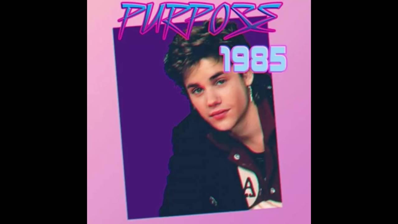 爷爱怀旧 Justin Bieber - What Do You Mean it's 1985 微博@爷爱怀旧 爷爱怀旧