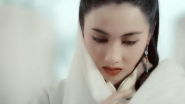 老港古装美人群像《江雪埋骨》,只是因为多看了她一眼,却美到怀疑人生