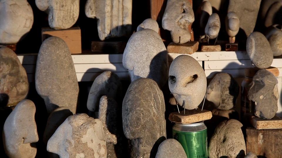 有趣的短视频 ZoominTV 意大利的石头收藏家~