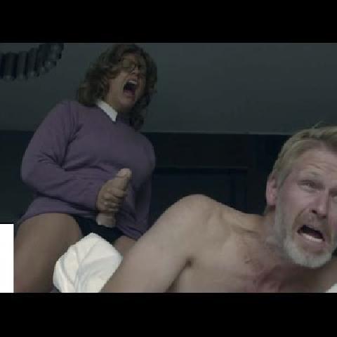 搞笑 《五十度灰》挪威版 口味不要太重 微博@爷爱怀旧 搞笑