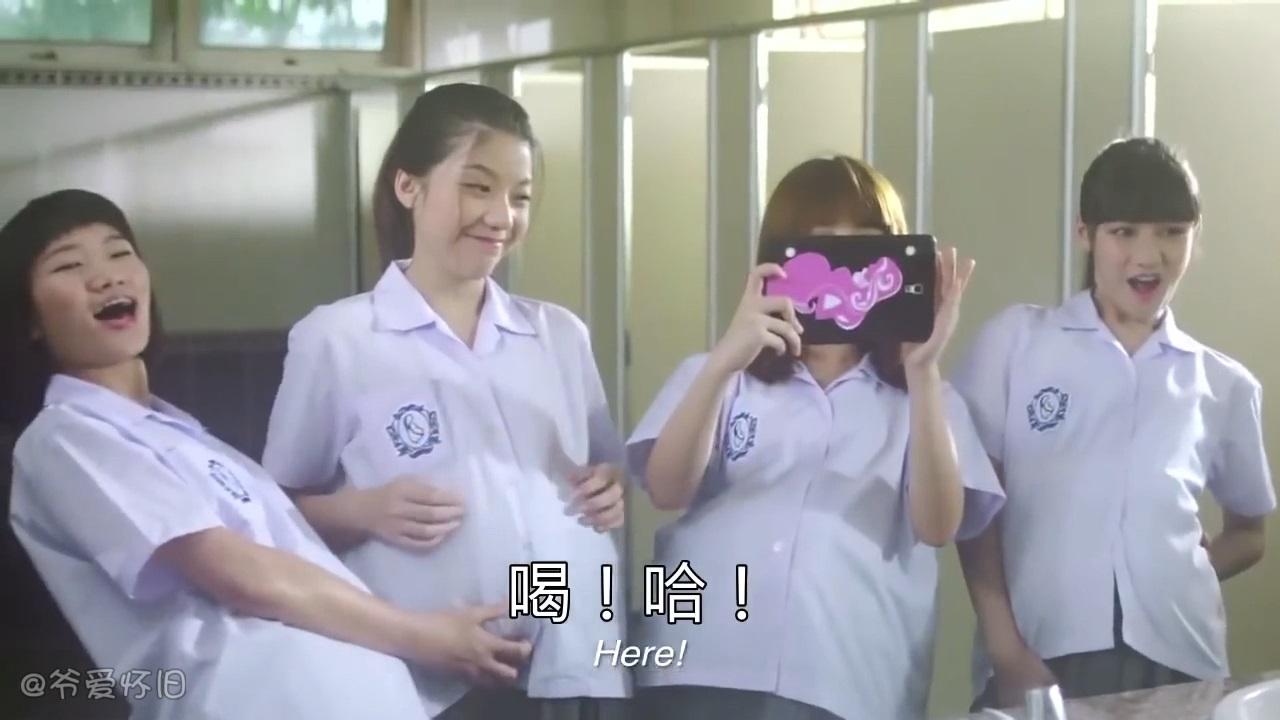 【搞笑】 爷爱怀旧 大肚学院 泰国超感人广告 结局太亮 微博@爷爱怀旧 爷爱怀旧