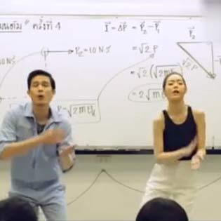 泰国洗脑神曲跳舞也是一种病