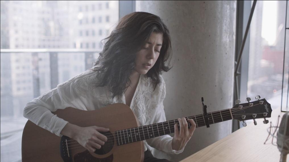 精采个人秀 美女吉他弹唱 精采个人秀 【Daniela Andrade - Shore】 美女吉他弹唱 加拿大美丽的女声,创作型吉他歌手。