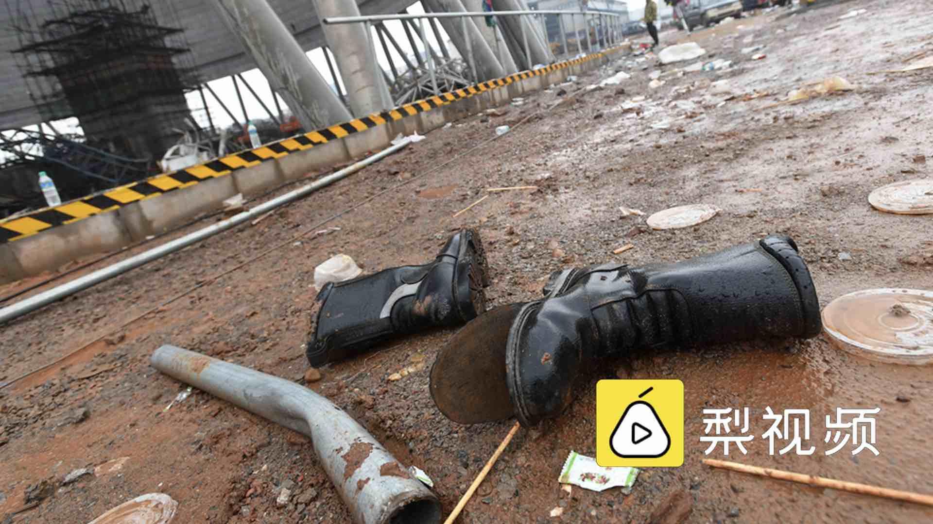 丰城电厂三期冷却塔项目施工方河北亿能烟塔工程有限公司项目代表尚